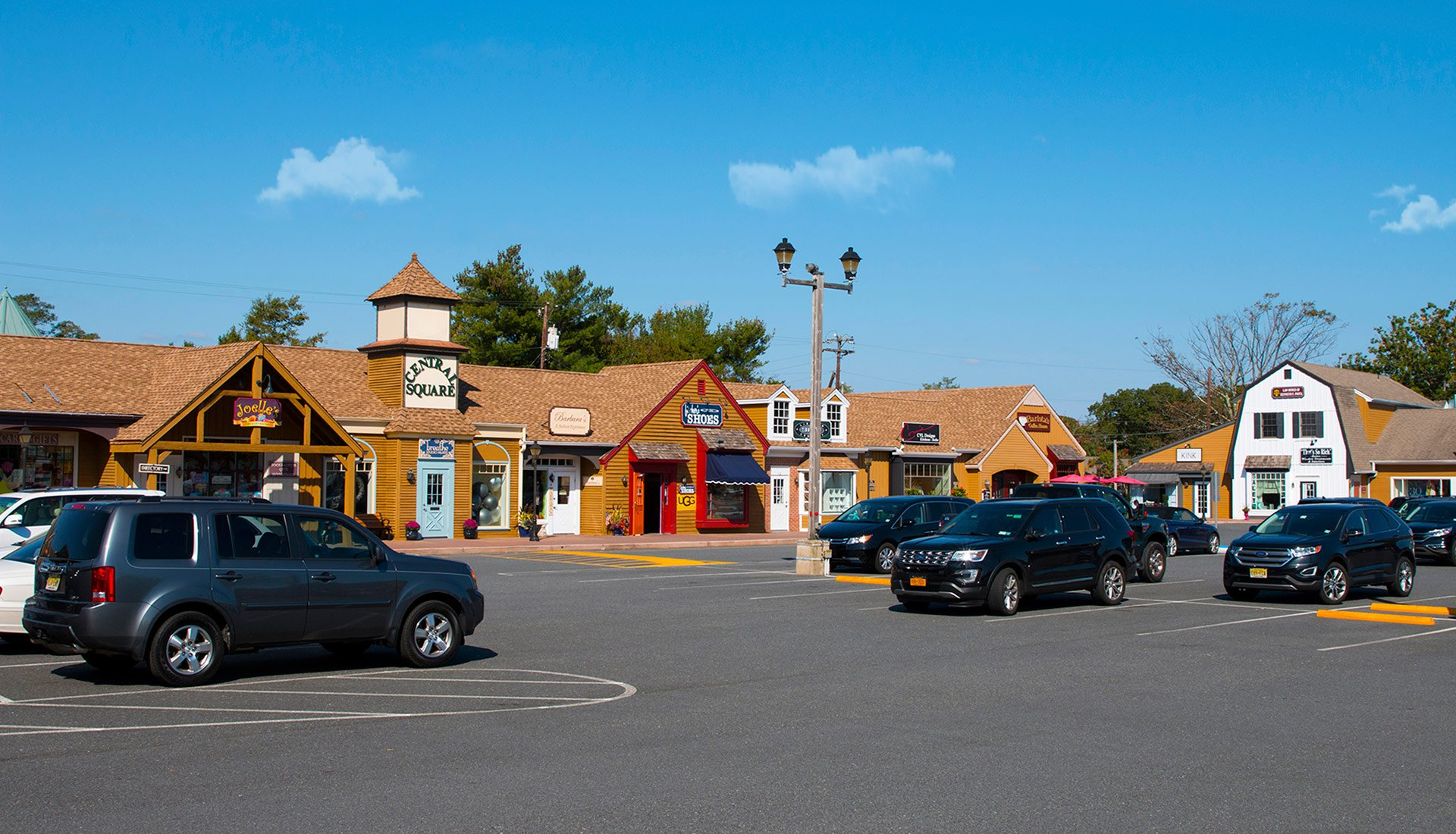 Central Square, Rte. 9 & Central Avenue, 199 New Road, Linwood, NJ 08221